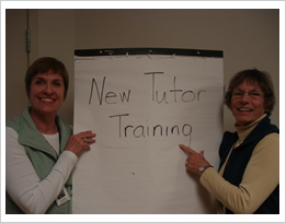 READ Tutor Training picture